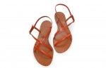 sandale mira orange
