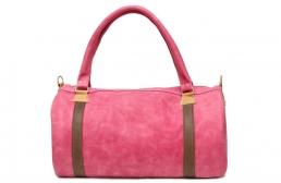 geanta de weekend  unisex roz