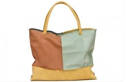 geanta mare culori pastel