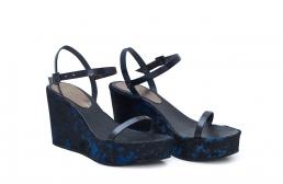 (RO) sandale calypso cu blanita