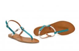 sandale cu pesti