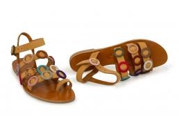 sandale cu cercuri
