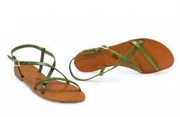 sandale mira verzi